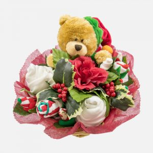 Christmas Cuddles Bouquet