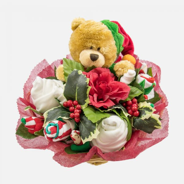 Christmas Cuddles Bouquet