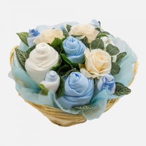 Deluxe Baby Bouquet Blue