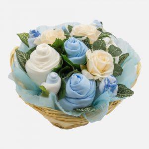 Deluxe Baby Bouquet Blue