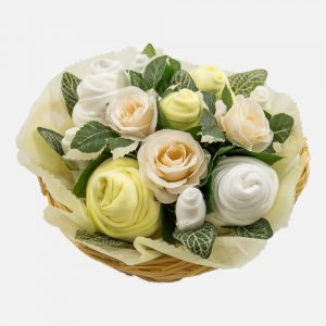 Deluxe Baby Bouquet Lemon