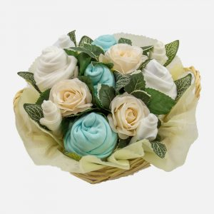 Deluxe Baby Bouquet Mint