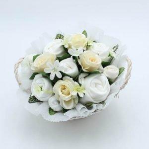 Deluxe Baby Bouquet Neutral