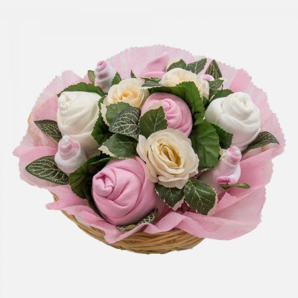 Deluxe Baby Bouquet Pink