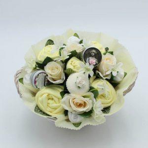 Deluxe Pampering Bouquet Lemon