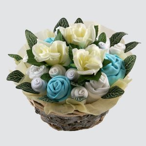 Deluxe Pampering Bouquet - Mint