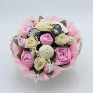 Deluxe Pampering Bouquet Pink