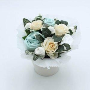Flower Pot Bouquet Mint