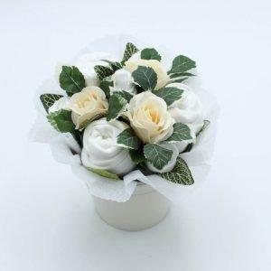 Flower Pot Bouquet Neutral