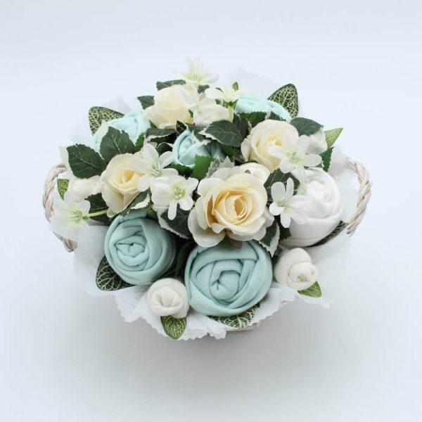 Super Deluxe Baby Bouquet Mint