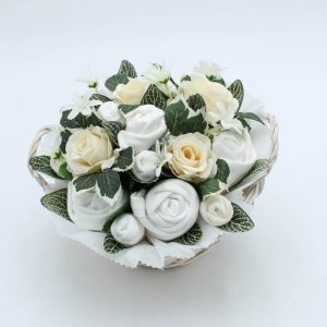 Super Deluxe Baby Bouquet Neutral