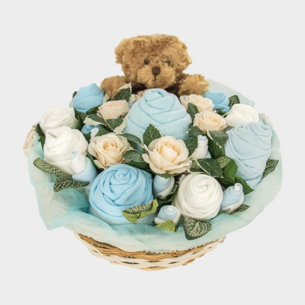 Supreme Teddy Bouquet Blue
