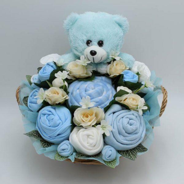 Supreme Teddy Bouquet Blue