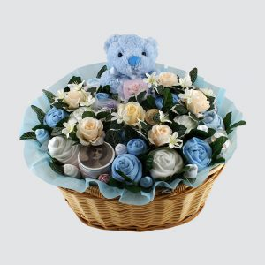 Ultimate Plus Pampering Bouquet Blue