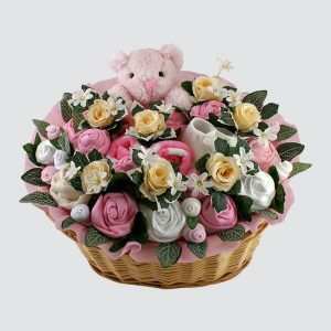 Ultimate Plus Pampering Bouquet Pink