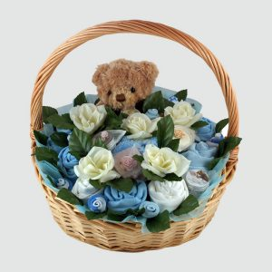 Luxurious Pampering Bouquet - Blue