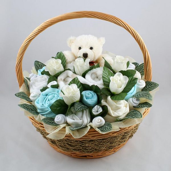 Luxurious Pampering Bouquet - Mint