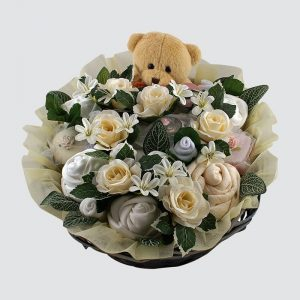 Luxurious Pampering Bouquet - Neutral
