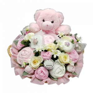 Luxurious Pampering Bouquet - Pink