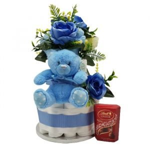 teddy-chocolates-baby-bouquets